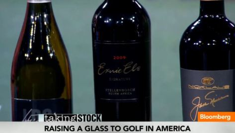bloomberg golfer wines
